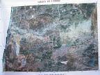 מפת הנחלים הזורמים אל הכבארה