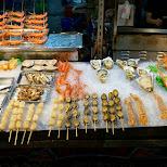Liuhe Night Market in Kaohsiung, Taiwan in Kaohsiung, Kao-hsiung city, Taiwan