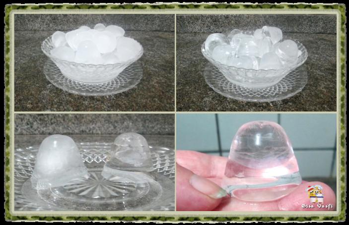 Gelo mais transparente 5