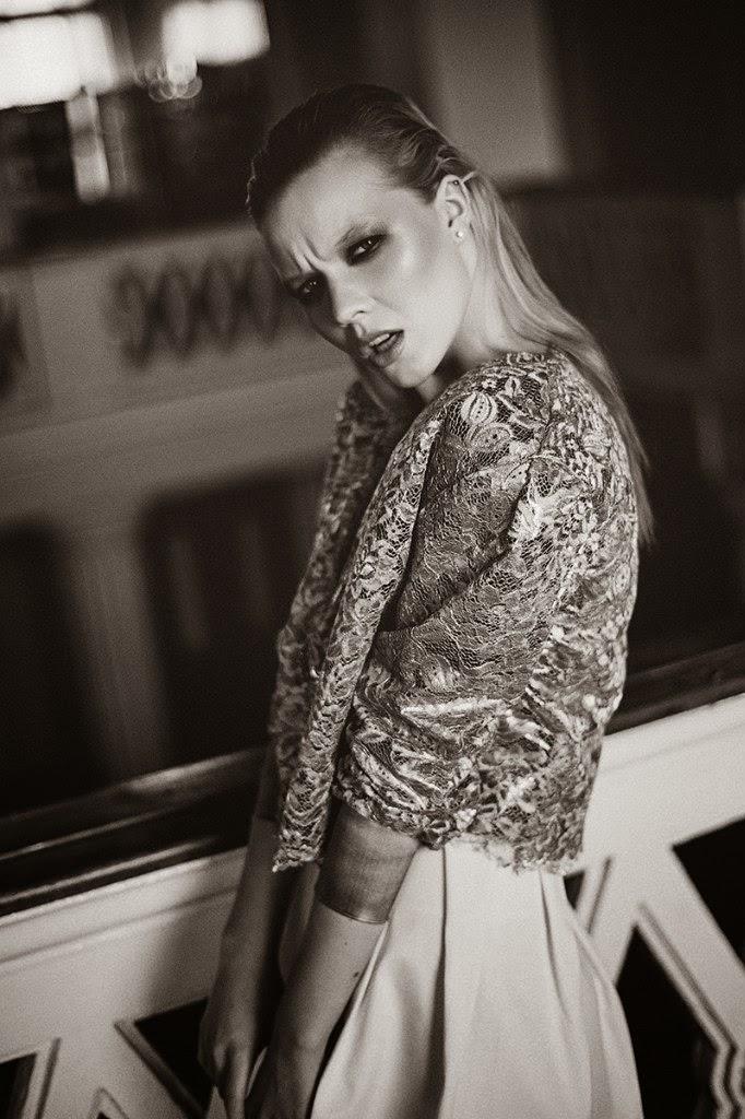Макияж: Наталья Шик | Фотограф: Максим Востриков | Модель: Карина