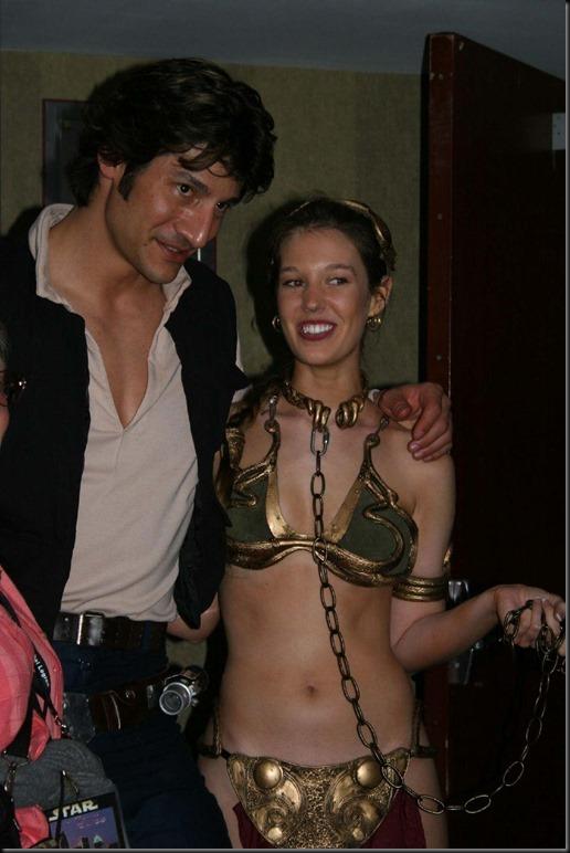 Princess Leia - Golden Bikini Cosplay_865825-0111