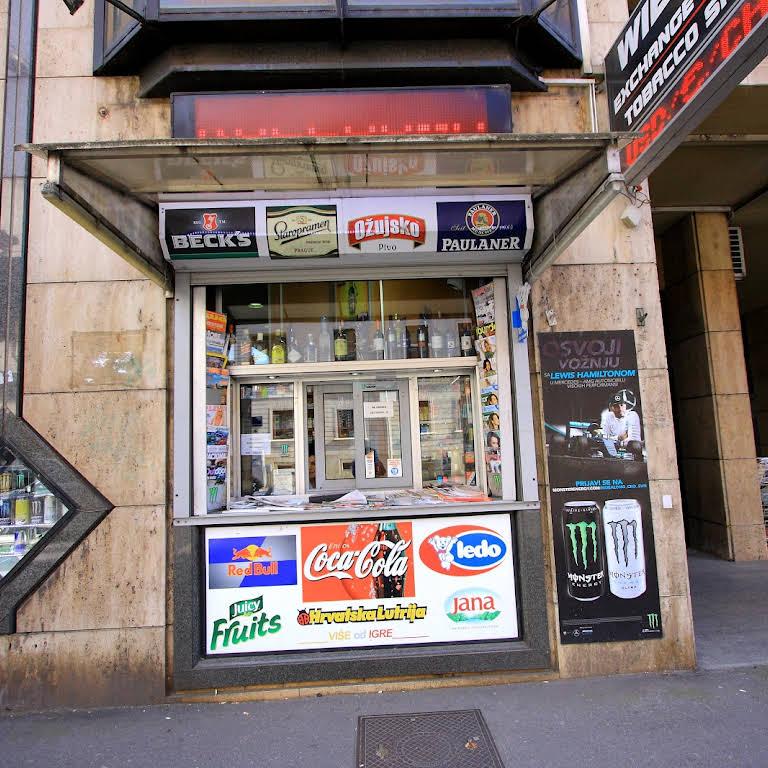 Wienex 1 Exchange Office Mjenjacnica U Mjestu Zagreb