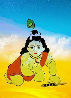 भगवान कृष्ण द्वारा बताई गयी कुछ जरूरी बाते-USEFUL LIFE LESSONS FROM LORD KRISHNA