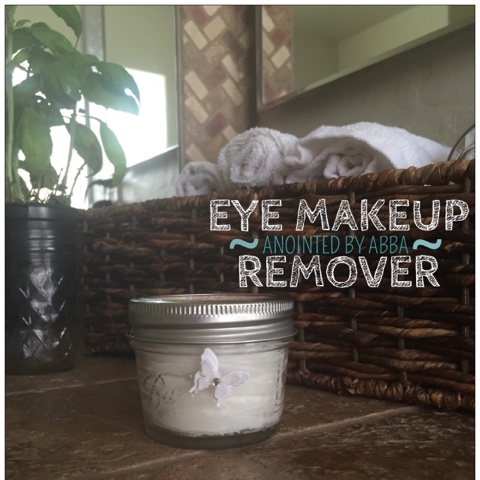 simple diy eye makeup remover anointed by abba