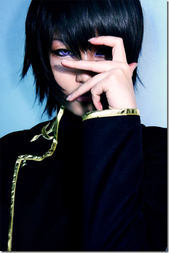code geass: lelouch of the rebellion cosplay - lelouch lamperouge 8