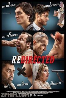 Cuộc Phiêu Lưu Bất Đắc Dĩ - Redirected (2014) Poster