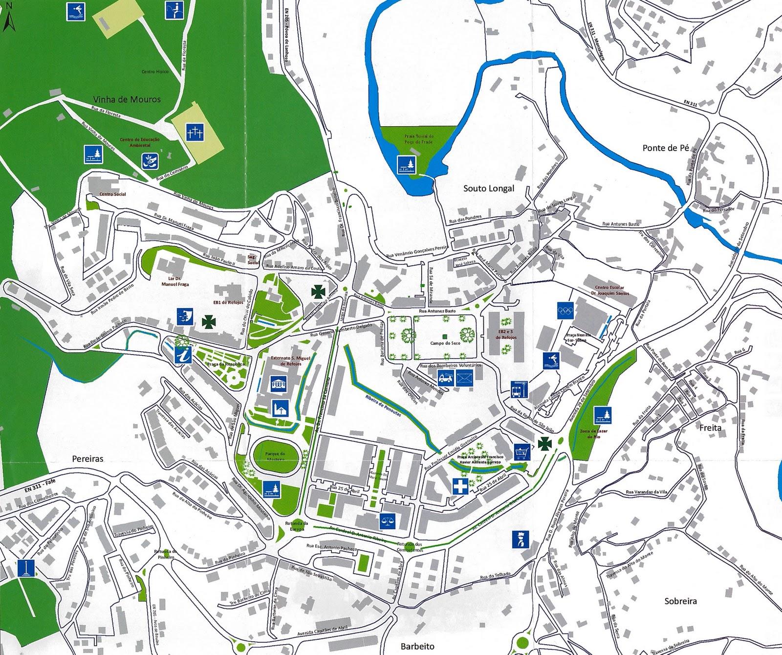 cabeceiras de basto mapa I Seminário de Incêndios Florestais: + INFORMAÇÕES cabeceiras de basto mapa