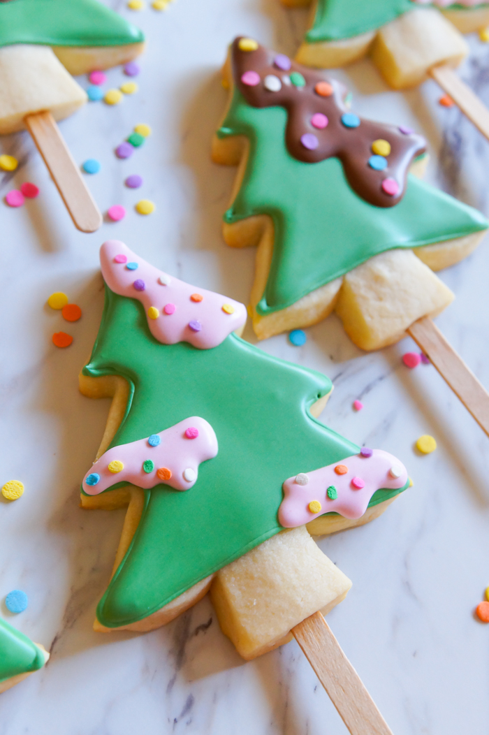 tips for christmas cookie decorating