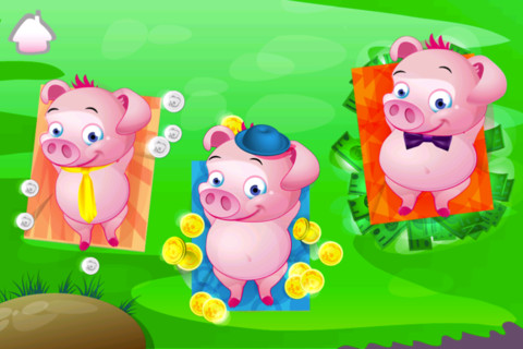Pogo Pig Savings Choose a Pig