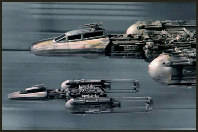 Y-Wing Star Wars