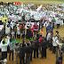 Puncak Aksi Guru Honorer Sukabumi, Ribuan Massa Diturunkan