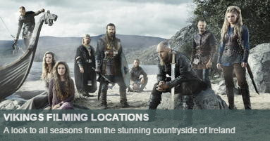 Vikings filming locations