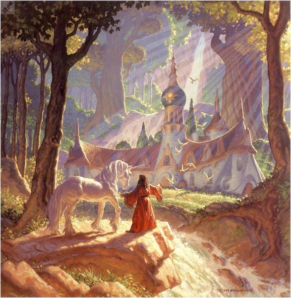 The Wizards Glade, Fantasy Scenes 1