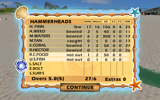 Beach Cricket for PC