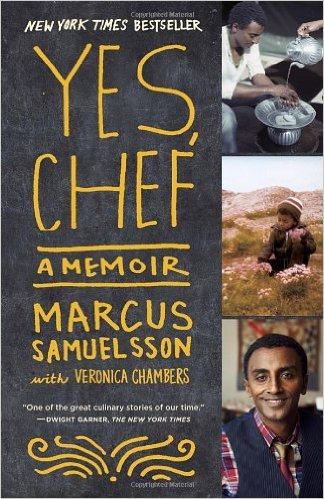 Book Review of Yes Chef by Marcus Samuelsson