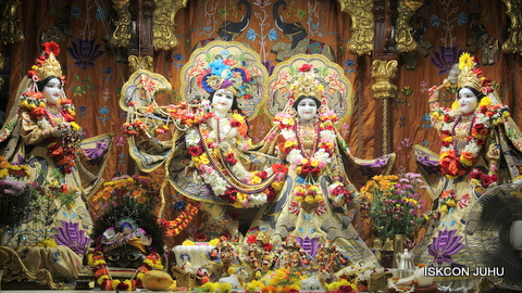 ISKCON Juhu Sringar Deity Darshan on 5th Sep 2016 (3)