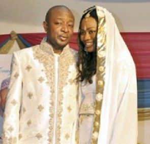 Shaida buari wedding pictures