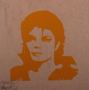 Canvas Micheal Jackson 1