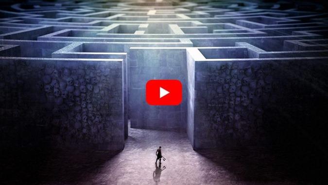 O enigma do colossal labirinto subterrâneo descoberto em Hawara, no Egito