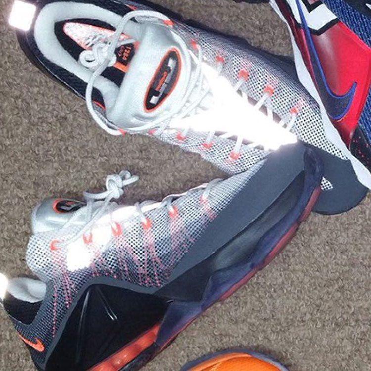 Nike Lebron 12 X Air Max 95 Hybride