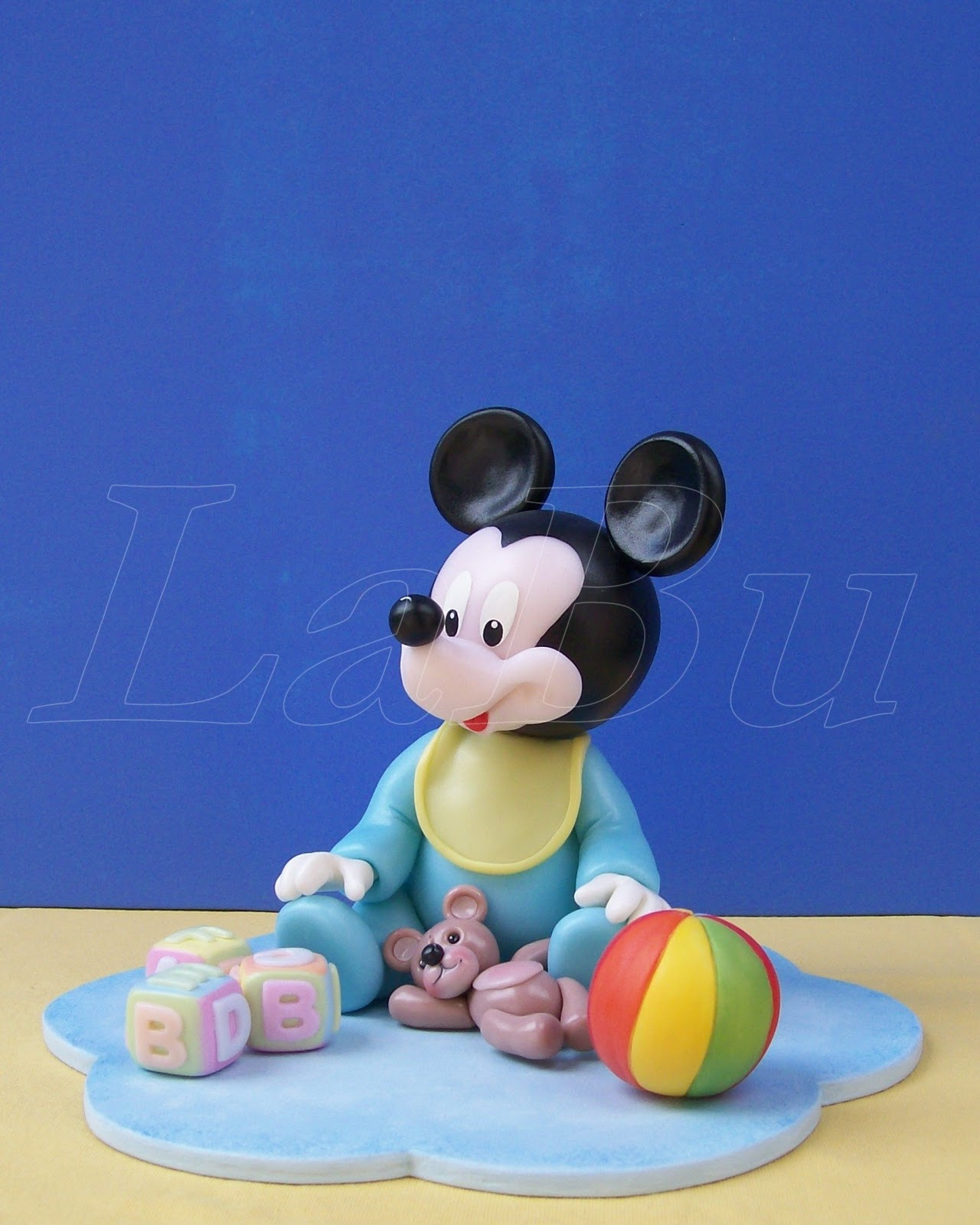 LaBu: Mickey Baby