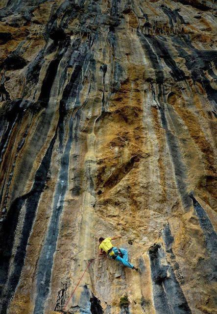 cidibi - rock climbing in antalya