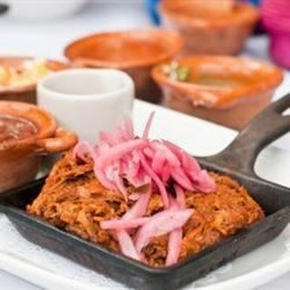 Authentic Cochinita Pibil (Spicy Mexican Pulled Pork)