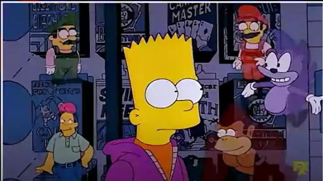 The Simpsons: Nintendo Conscience