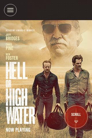 Hell or High Water - Không lùi bước
