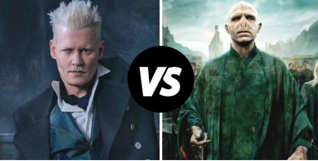 Por que Grindelwald é mais perigoso do que Voldemort