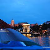 Budapest Caslte and Chain Bridge