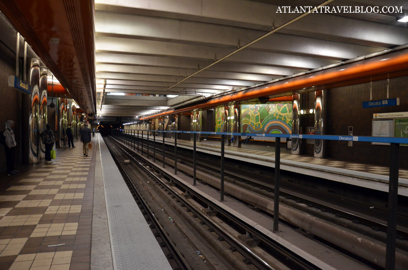 Atlanta subway