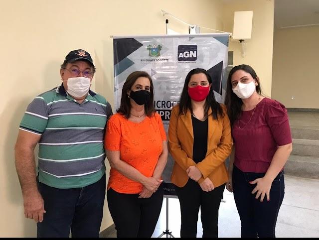 EMPREENDEDORISMO: Prefeitura de Marcelino Vieira fez a liberação de crédito a mais de 70 (setenta) empreendedores.