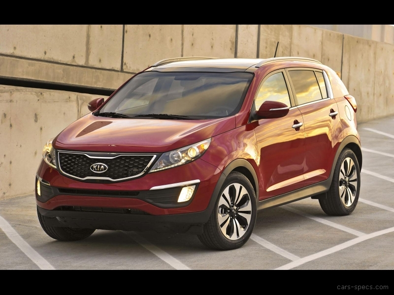 2012 kia sportage suv specifications pictures prices. Black Bedroom Furniture Sets. Home Design Ideas