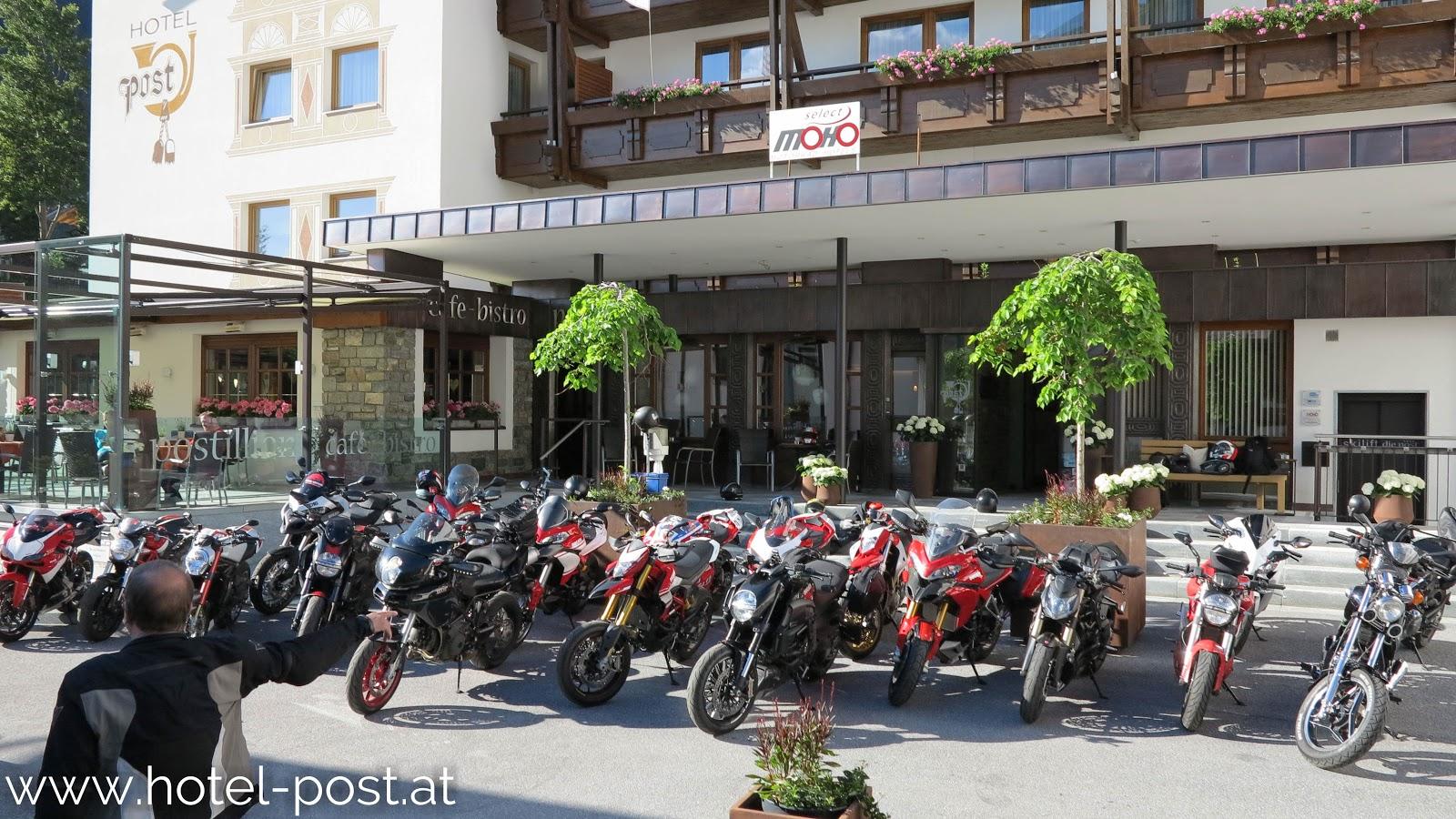 29.06.2016 Postwirt geführte Motorradtour