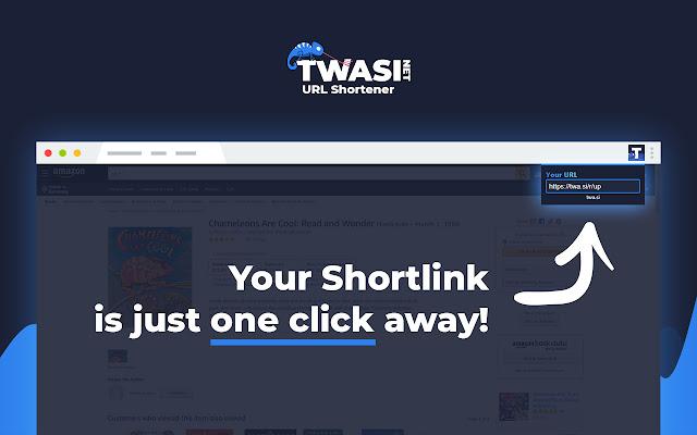 Twa.si URL-shortener