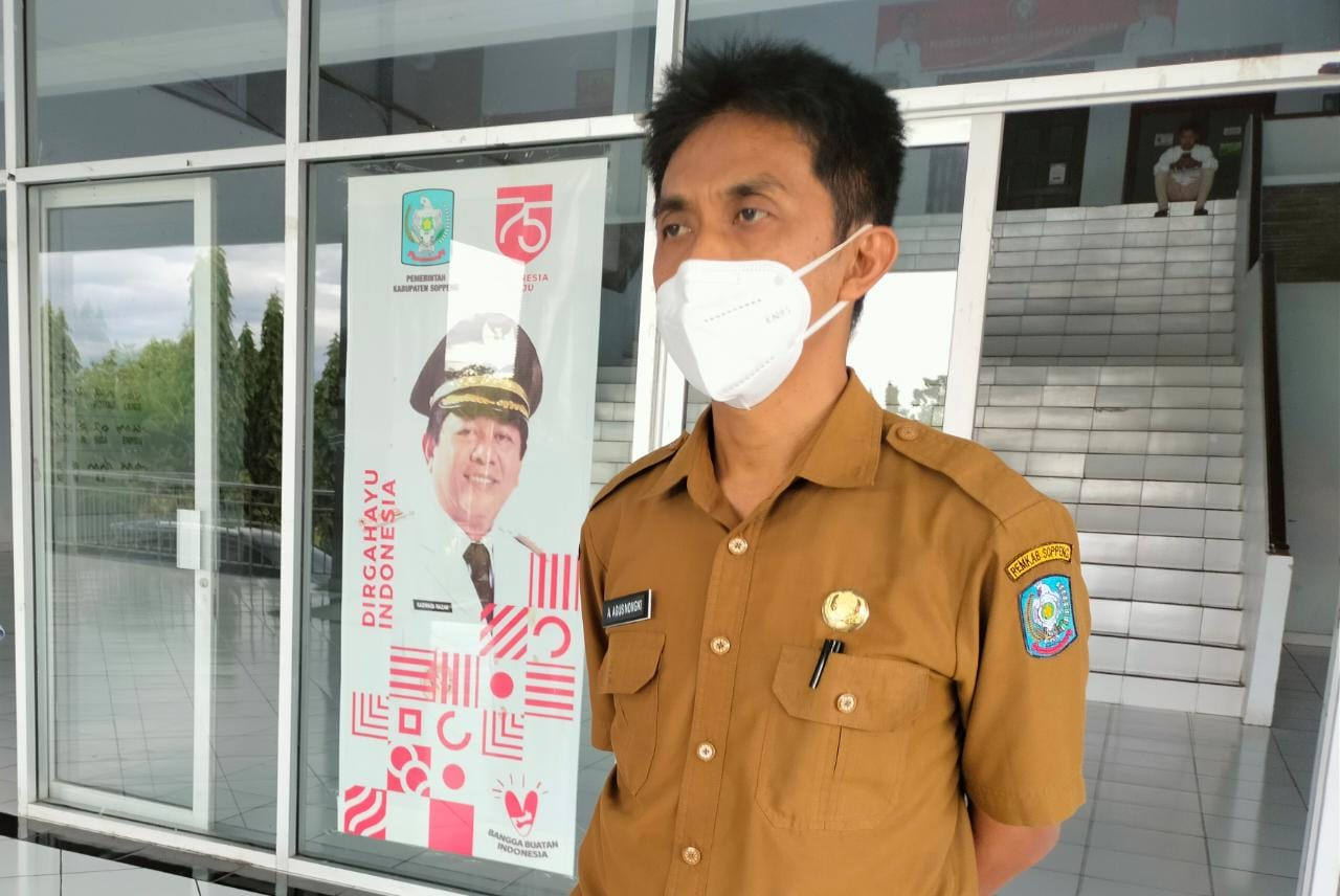 Kadis PMD Soppeng Himbau TPK Gunakan Tenaga Lokal Desa