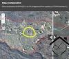 Imágenes por dron demuestran que el estanque del animal no ha sido arrasado por la lava