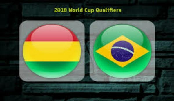 Bolivia vs Brazil World Cup Qualifying Match Highlights