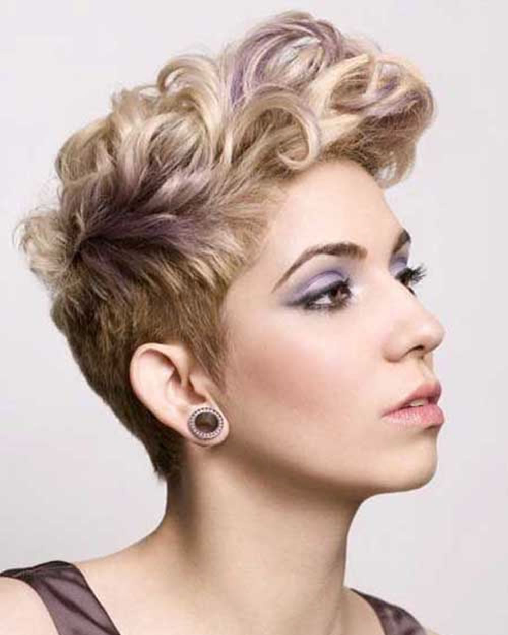 Undercut Hair Design for Women - Undercut Hairstyles 2018