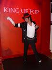 Michael Jackson v Madame Tussauds