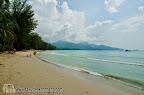 North part of Klong Prao beach