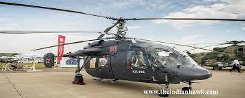 KA-226T Utility Chopper Has 33% Indigenous Content: HAL
