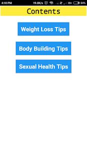 Daily Health Tips - náhled
