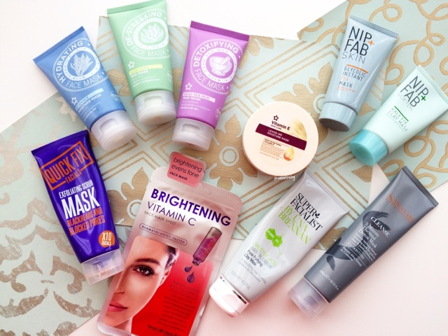 top budget skincare options from uk drugstore