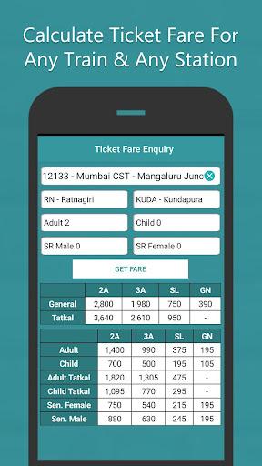 Where is my Train - Indian Rail Live Train Status screenshots 5