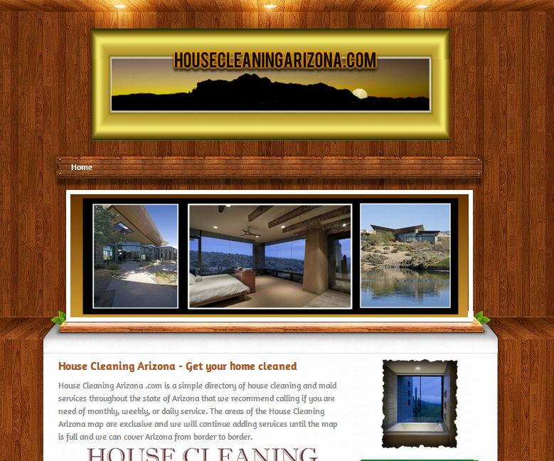 housecleaningarizona.com