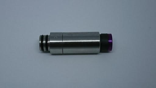 DSC 3802 thumb%255B2%255D - 【DT】「とっちゃんDT」Chad Works × Scull Bomb Vapersコラボ、「VC02 Tips」 VAPORCLOUDコラボモデルレビュー。おまけでプルームテックのニコチンドリップチップ二種PLUS「plus v2」プラス「For KN.Ry drip tip」比較【ドリップチップ/小物/チャドワークス/Ploomtech】