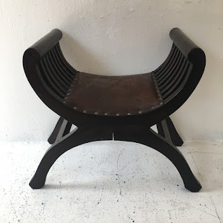 Curule Bench