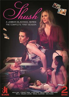 Shush A Lesbian Blackmail Series